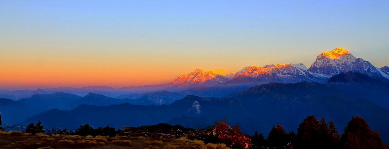 Ghorepani and Poonhill Sunrise Trekking