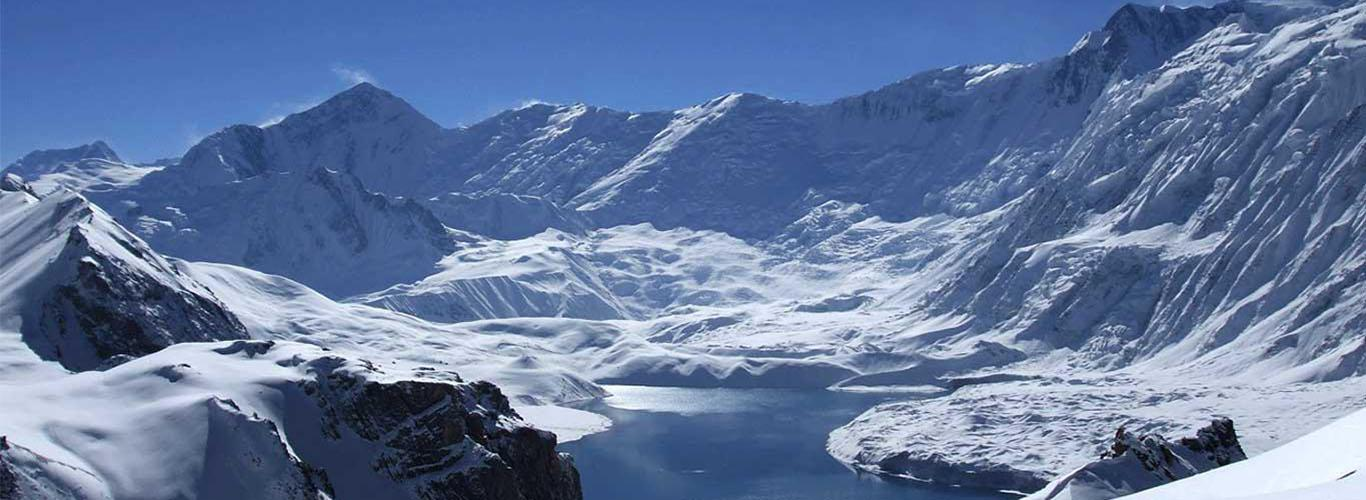 Tilicho Lake and Annapurna Circuit Trekking